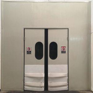 Puerta Sanitaria Vaiven