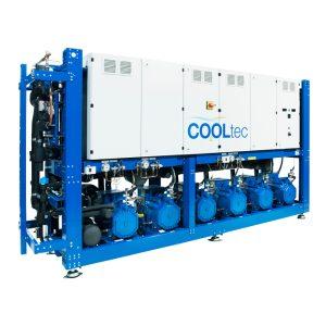 Temperatura media y baja  Refrigerante natural CO 2 Ahorro de energía hasta 10%.