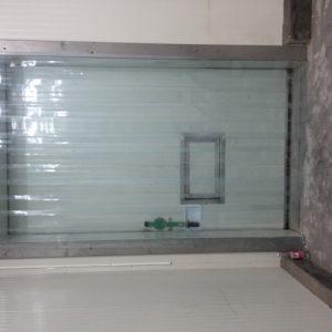 Cortina Plástica para puerta