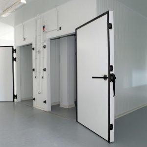 Puertas de Hoja y cuartos frios