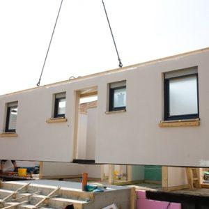 Construcción modular Casas Paneles