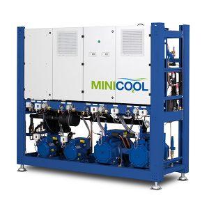 Sistema de refuerzo CO 2 refrigerante natural  Ahorro de energía hasta 10%.